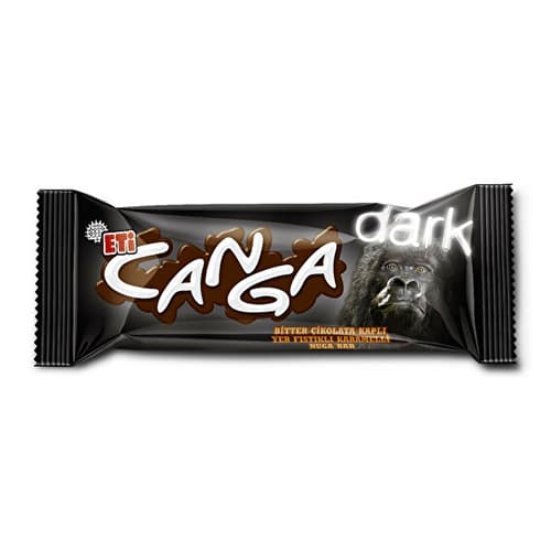 Canga-dark-chocolate-with-peanuts,-eti,-45g-–-1. 59oz
