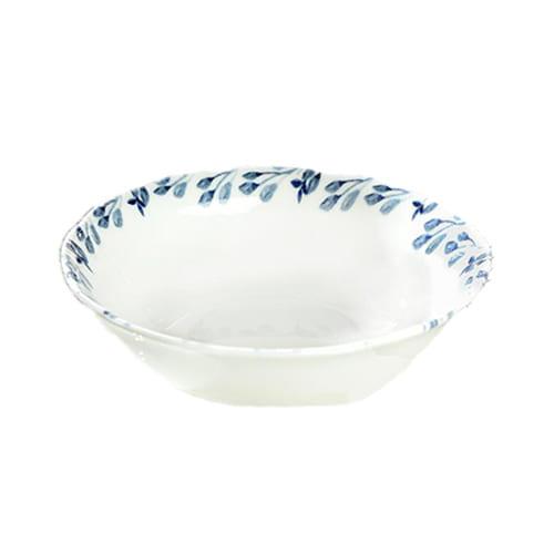 English-home-clover-flower-porcelain-soup-bowl,