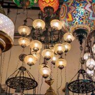 Filigree Lamps