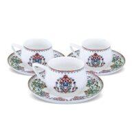 Karaca-Nakkaş-Set-of-6-Coffee-Cups