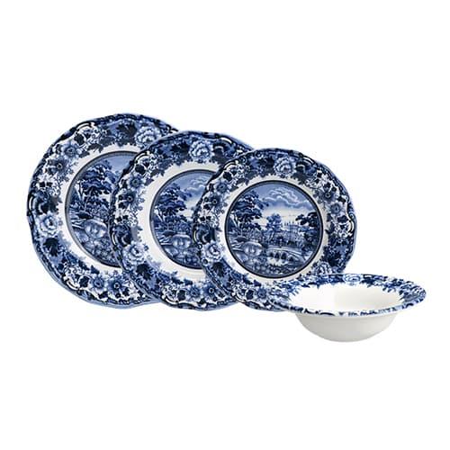 Karaca-new-blue-odyssey-6-persons-24-pieces-dinnerware-set
