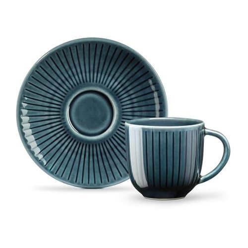 Madame-coco-kleberte-4-piece-coffee-cup-set---indigo