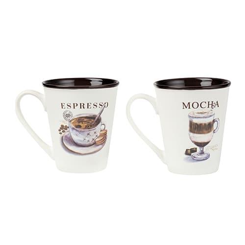 Madame-coco-plaisir-emotif-2-pcs-mug-set---brown
