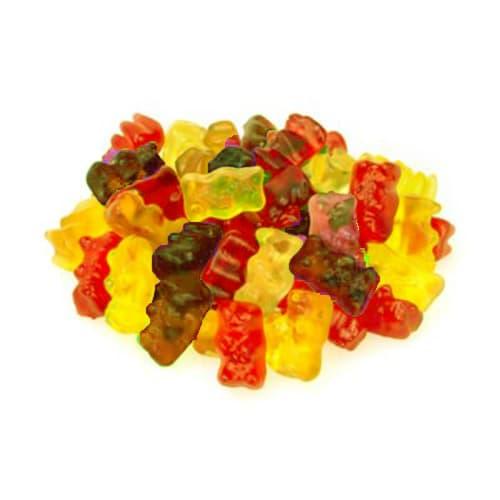 Cola teddy bear jelly 250-g-(8. 81oz)