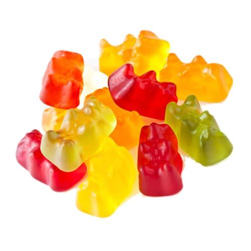Jelly teddy bear 250-g-(8. 81oz)