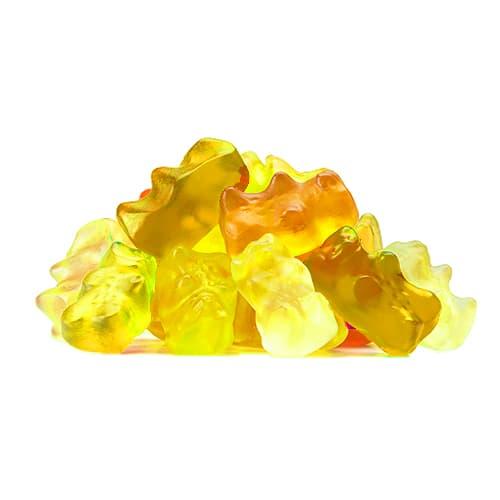 Lemon jelly bear 500-g(17,63oz)