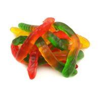 worm jelly sugar 50gr-(8.81oz)