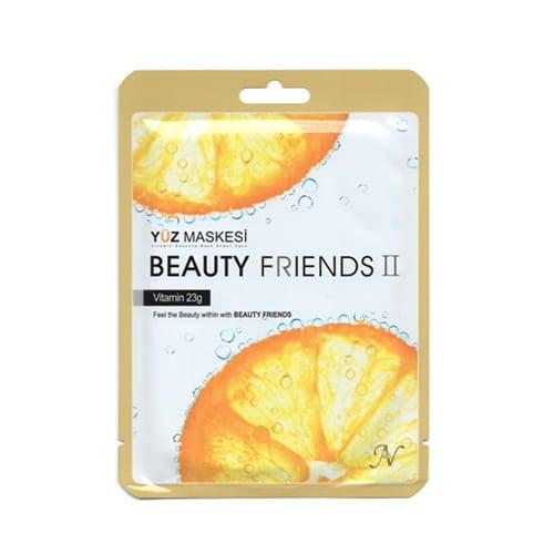Beauty-friends-ii-vitamin-face-care-mask-23-g-(0. 81oz)