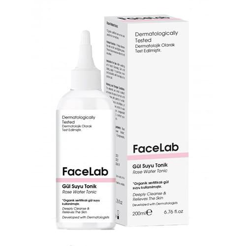 Facelab-rose-water-tonic,-200-ml-(6. 76floz)