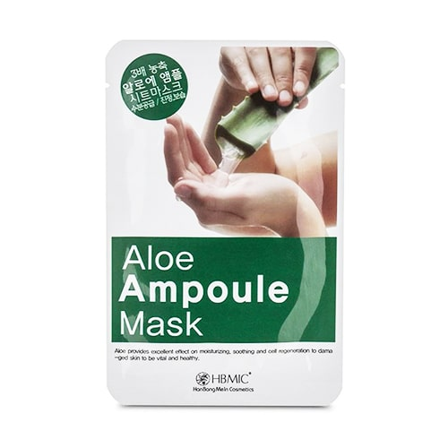 Hbmic-aloe-vera-extract-paper-face-mask,-25-ml-0. 84floz
