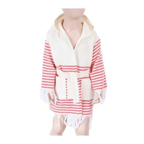 Loincloth-baby-bathrobe-burgata-cream-red
