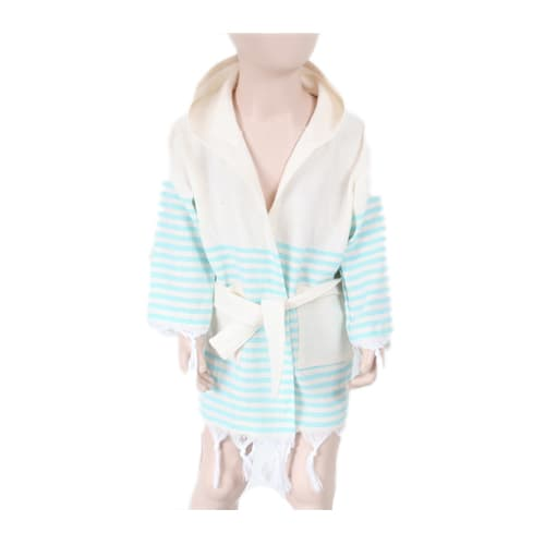 Loincloth-baby-bathrobe-burgata-cream-turquoise