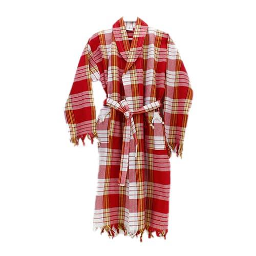 Loincloth-bathrobe-classic-red