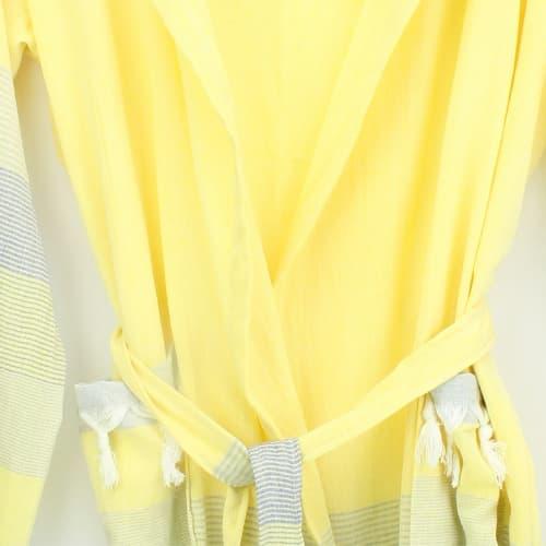 Loincloth-bathrobe-stripe-yellow-navy-blue-beige2