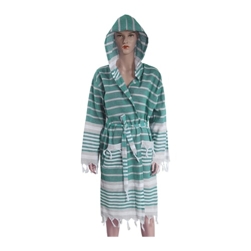 Loincloth-robe-hooded-alesta-green-gray