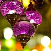 Ottoman Lamps & Chandeliers