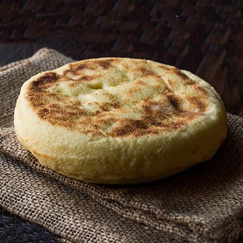 Turkish-flat-bread,-bazlama-2-pieces,-200g 7. 05oz-2