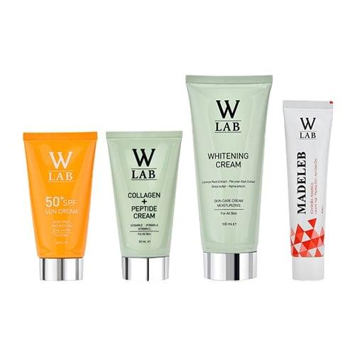 W-lab-cosmetic-4-pcs-super-set