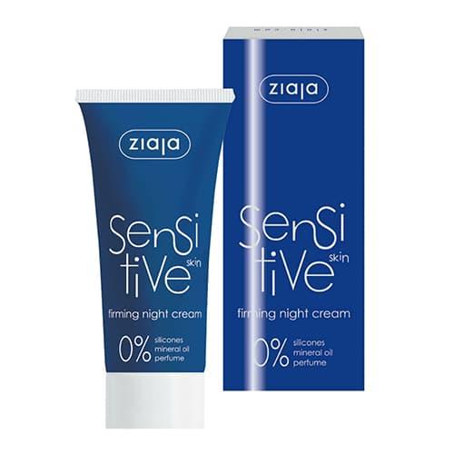 Ziaja-sensitive-night-cream-firming,-50-ml-(1. 69floz)