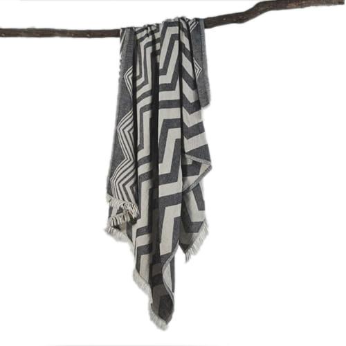 Zigzag-loincloth-black