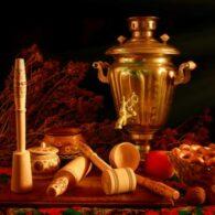 Antique Copper Crafts