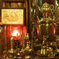 Turkish Antique Crafts